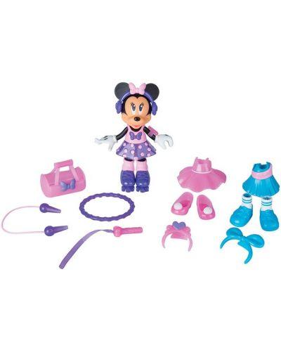 Фигурка IMC Toys - Мини Маус, спортистка - 7