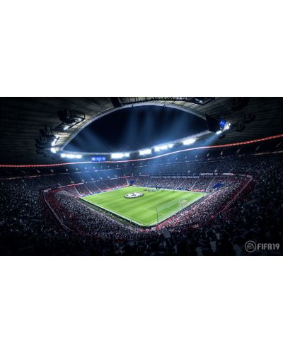 FIFA 19 (Nintendo Switch) + подарък албум Panini 365 - 2019 - 4