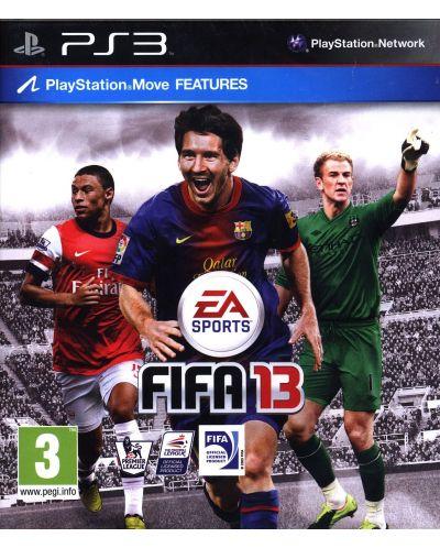 FIFA 13 (PS3) - 1