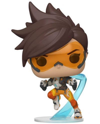Фигура Funko Pop! Games: Overwatch - Tracer, #550 - 1