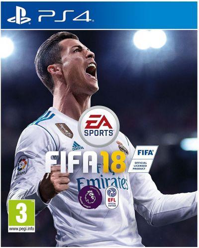 FIFA 18 (PS4) - 1