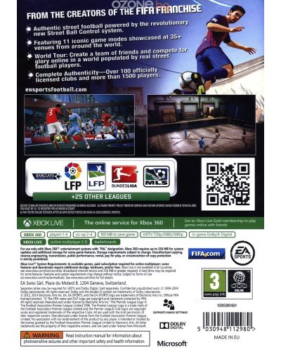 FIFA Street (Xbox 360) - 3