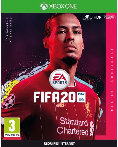 FIFA 20 - Champions Edition (Xbox One) - 1