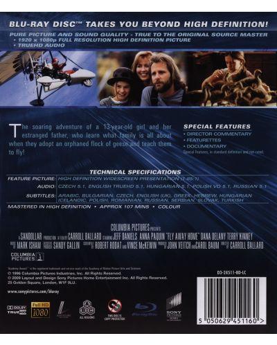 Полет към дома (Blu-Ray) - 2
