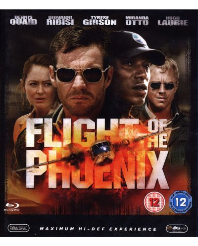 Flight Of The Phoenix (Blu-Ray) - 1