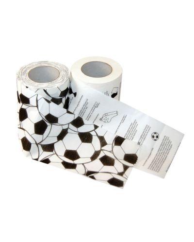 Футболна тоалетна хартия - 6