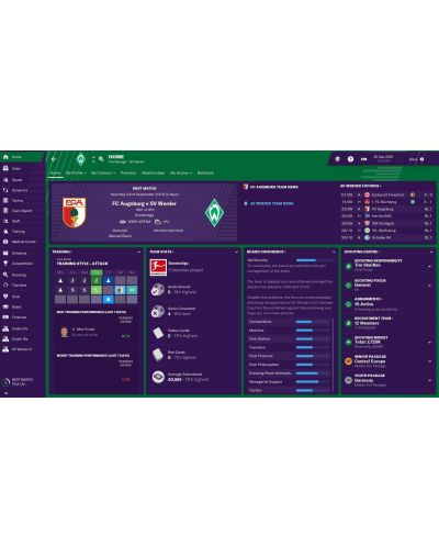 Football Manager 2019 (PC) - 8