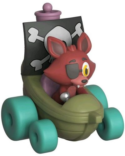 Фигура Funko Super Racers: Five Nights at Freddy's - Foxy the Pirate - 1