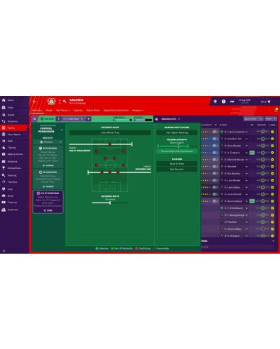 Football Manager 2019 (PC) - 5