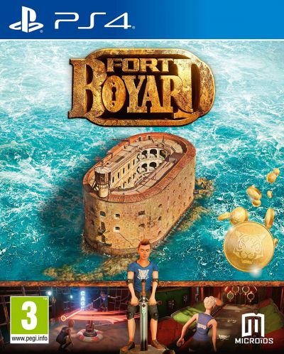 Fort Boyard (PS4) - 1