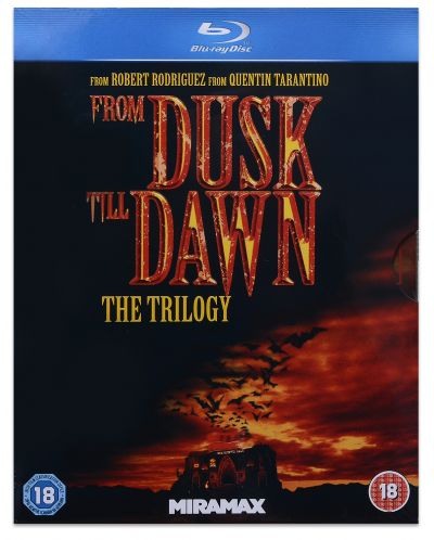 From Dusk Till Dawn - The Trilogy (Blu-Ray) - 2