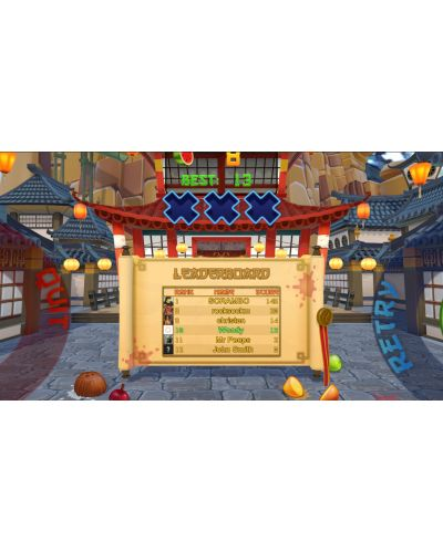 Fruit Ninja VR (PS4 VR) - 5