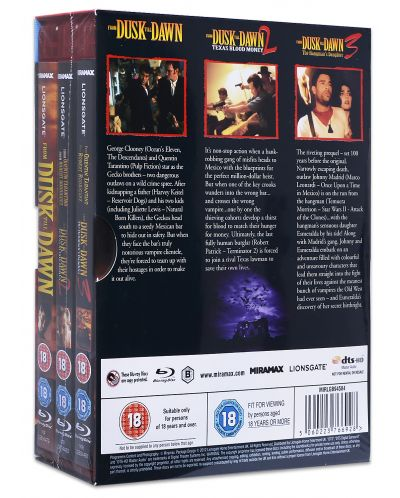 From Dusk Till Dawn - The Trilogy (Blu-Ray) - 3