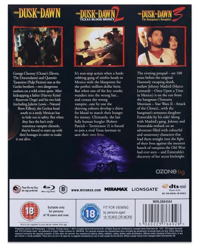 From Dusk Till Dawn - The Trilogy (Blu-Ray) - 4