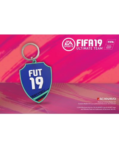 FIFA 19 Keyring - официален ключодържател - 2