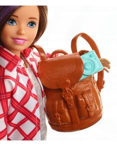 Кукла Mattel Barbie - Скипър на път - 3