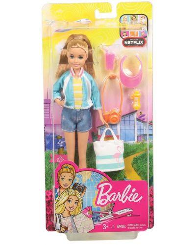 Кукла Mattel Barbie - Стейси на път - 7