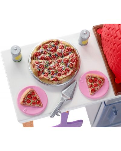 Игрален комплект Mattel Barbie - Барбекю - 5