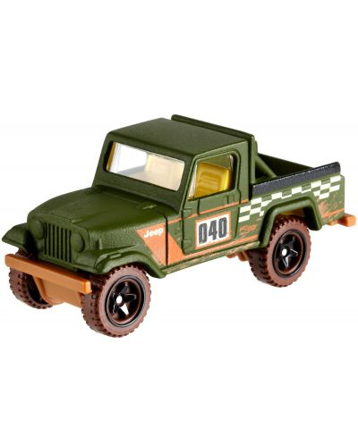 Количка Mattel Hot Wheels - Jeep Scrambler - 2