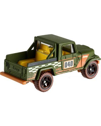 Количка Mattel Hot Wheels - Jeep Scrambler - 3