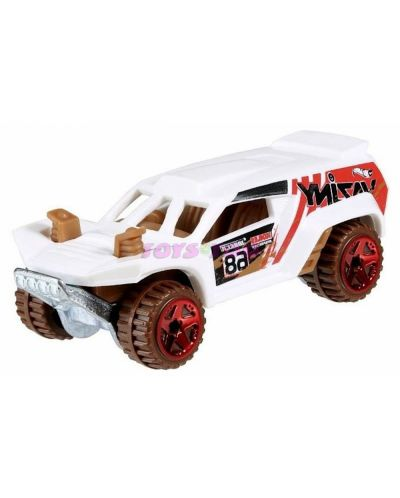Количка Mattel Hot Wheels - Dune Crusher - 2