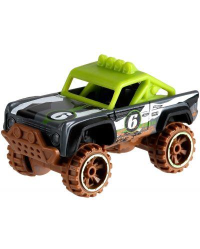 Количка Mattel Hot Wheels - Custom Ford Bronco - 2
