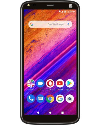 "Смартфон BLU G5 Plus - 6.0"", 32GB, черен - 1"