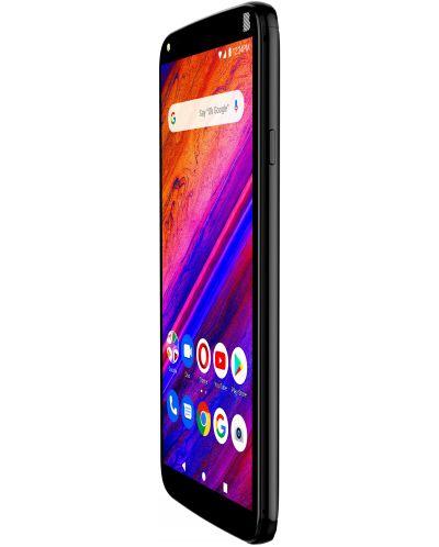 "Смартфон BLU G5 Plus - 6.0"", 32GB, черен - 3"