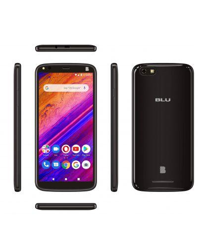"Смартфон BLU G5 Plus - 6.0"", 32GB, черен - 10"