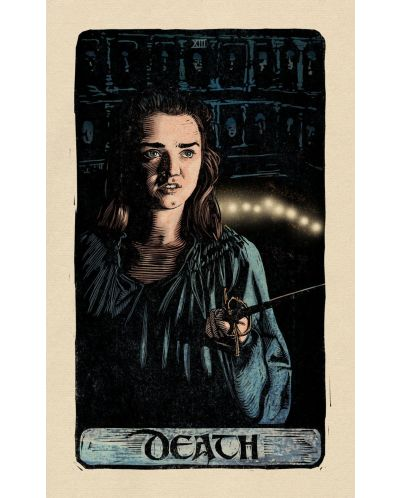 Game of Thrones: Tarot Cards (Deck and Guidebook) - 6