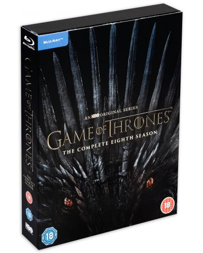 Game of Thrones: Complete Season 8 (Blu-Ray) - 3