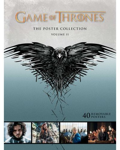 Game of Thrones: The Poster Collection, Volume II - 1