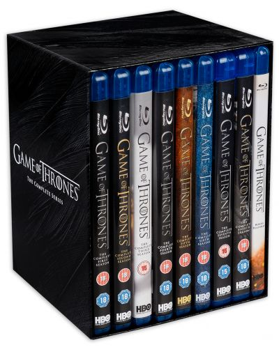 Game of Thrones: The Complete Series 2019 (Blu-Ray Box Set) - 3