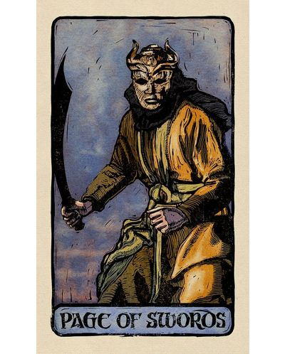 Game of Thrones: Tarot Cards (Deck and Guidebook) - 15
