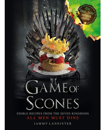 Game of Scones: All Men Must Dine - 1