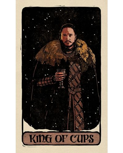 Game of Thrones: Tarot Cards (Deck and Guidebook) - 9