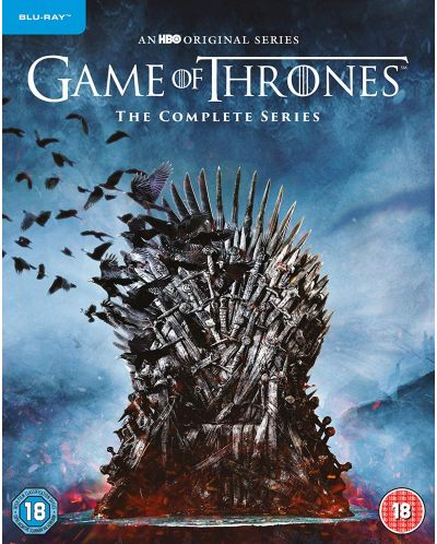 Game of Thrones: The Complete Series 2019 (Blu-Ray Box Set) - 1