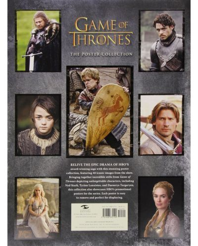 Game of Thrones: The Poster Collection - 5