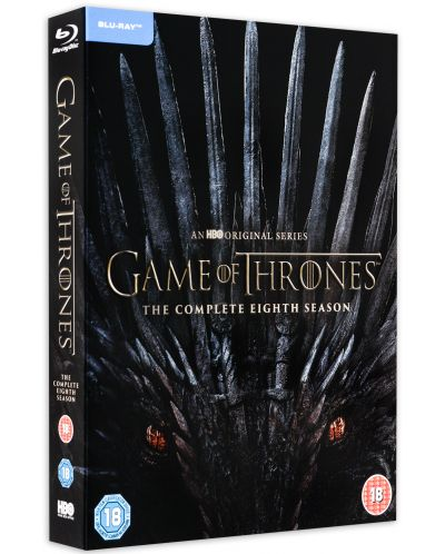 Game of Thrones: Complete Season 8 (Blu-Ray) - 2