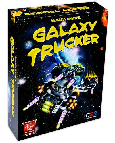 Настолна игра Galaxy Trucker - 1