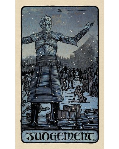 Game of Thrones: Tarot Cards (Deck and Guidebook) - 7