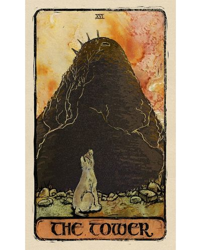 Game of Thrones: Tarot Cards (Deck and Guidebook) - 18