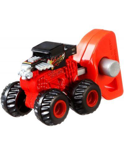 Количка-изненада Hot Wheels Monster Trucks -  Мини бъги - 3