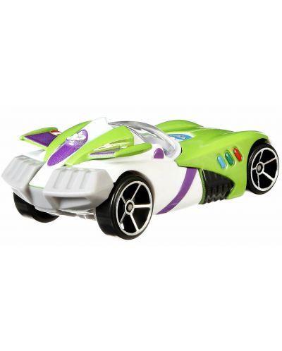 Количка Hot Wheels Toy Story 4 - Buzz Lightyear - 4