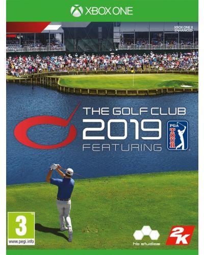 The Golf Club 2019 (Xbox One) - 1