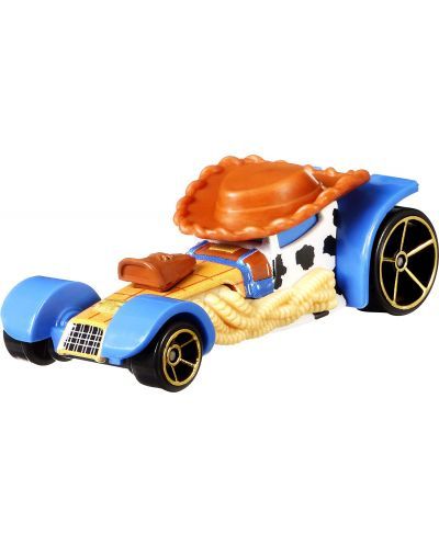 Количка Hot Wheels Toy Story 4 - Woody - 3