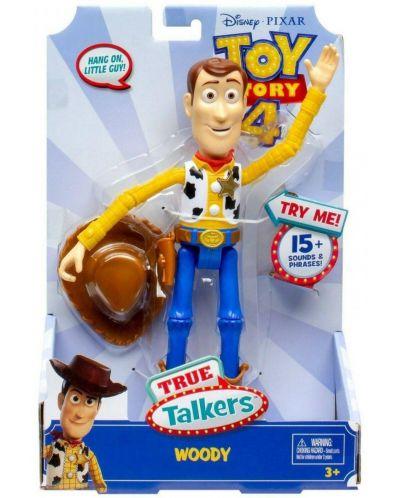 Детска говореща играчка Mattel Toy Story 4 - Шериф Уди - 3