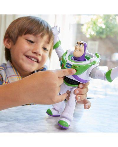 Детска говореща играчка Mattel Toy Story 4 - Баз Светлинна година - 6
