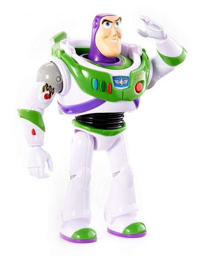Детска говореща играчка Mattel Toy Story 4 - Баз Светлинна година - 1