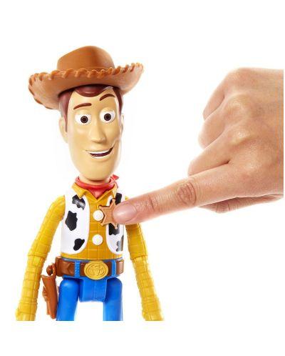 Детска говореща играчка Mattel Toy Story 4 - Шериф Уди - 2